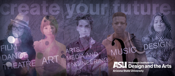 The Herberger Institute for Design and the Arts at Arizona State University